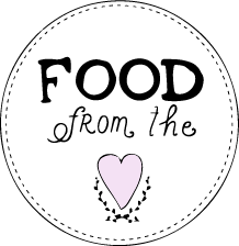 food from the heart