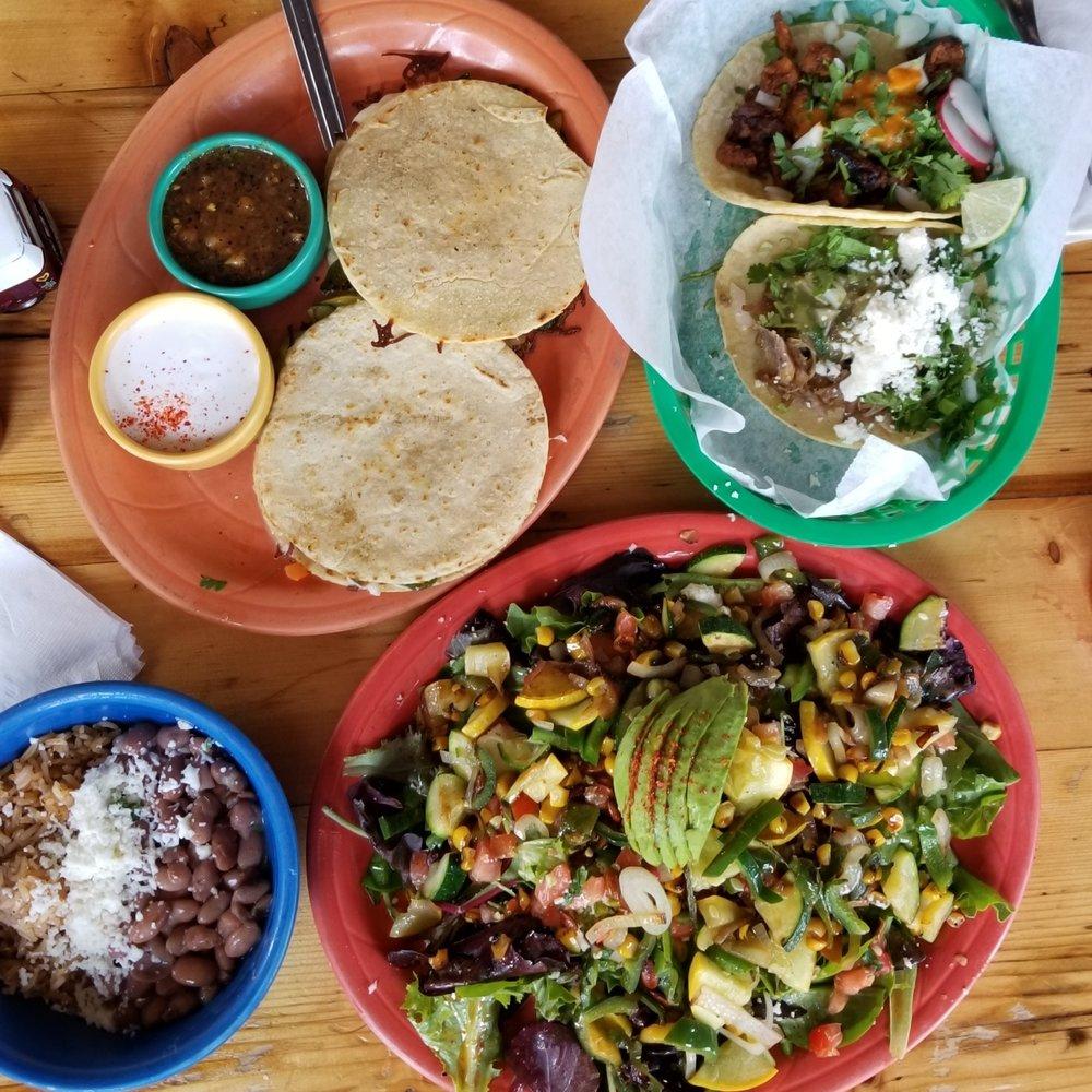 Authentic Mexican food at Por qué no? Portland