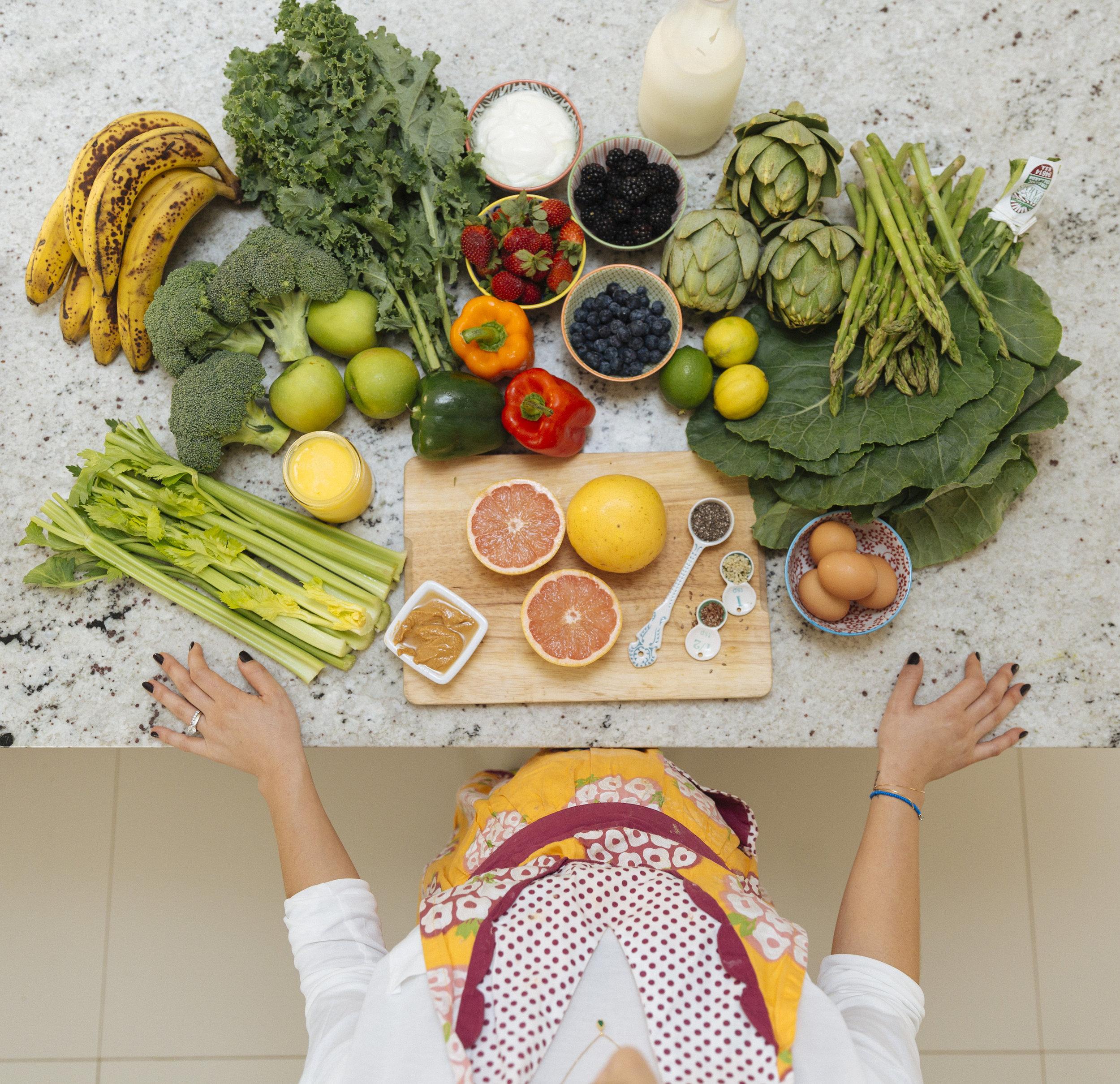 Dieta para ser mas fertility