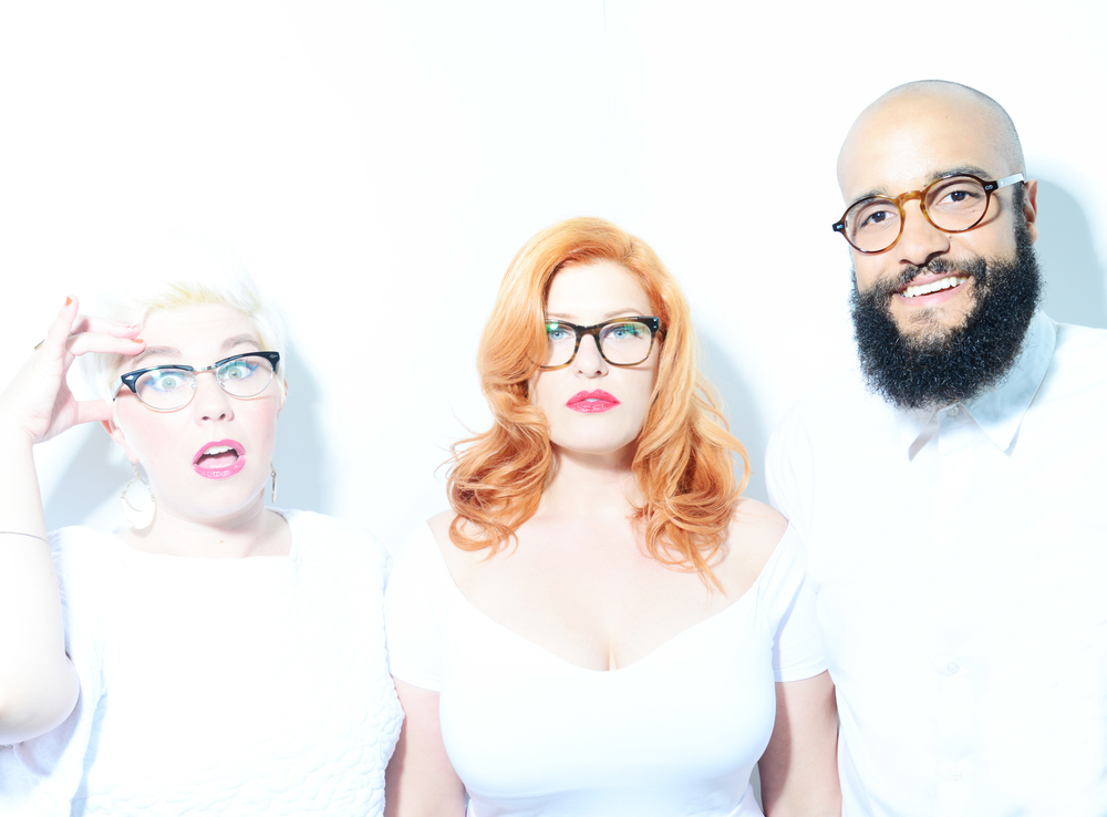 Pearl and the Beard  // Photo Shoot // Brooklyn, NY   Art Direction Collaboration // Concept Collaboration   Photo by  Shervin Lainez      Hair and Makeup by  Laura Mitchell     Eyewear sourced from  Moscot