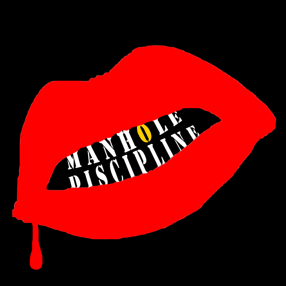 Manhole Discipline // Logo   Art Consultation // Illustration