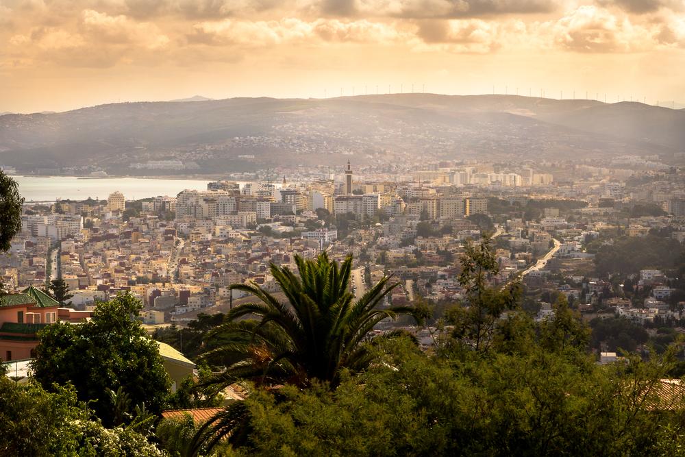 Landscape and Cityscape