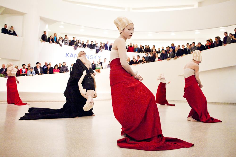Folding—Guggenheim Museum (2009)