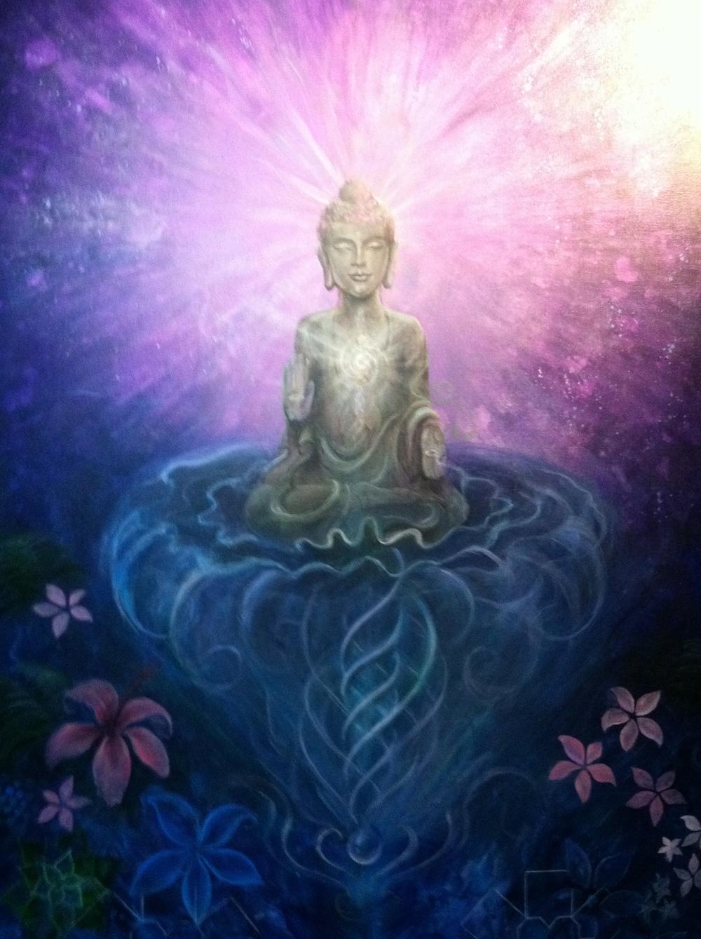 """""""Invoking the Sacred"""" by Krystleyez"""