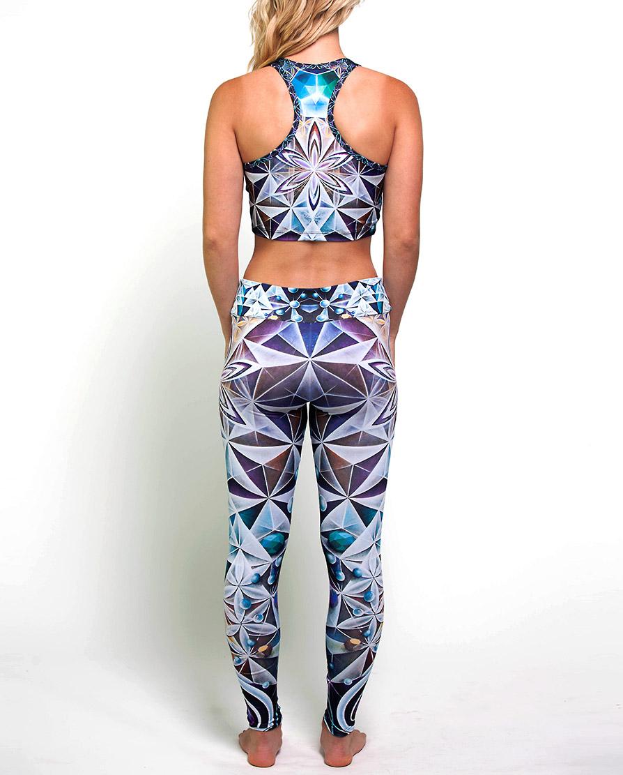 95f0a871086 Women s Active Long Leggings~  Sacred Mirror  — Krystleyez