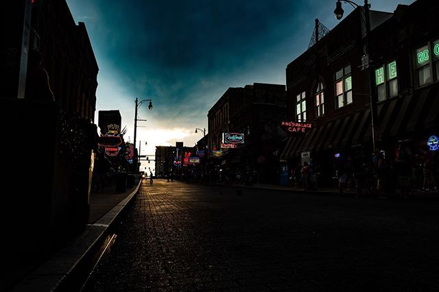 "Post thunderstorm on #bealestreet in #memphis - ""you don't know what you feel. say the word. take the knife and cut us all apart if it'll give you back your life. cause you're out of promises that you can't keep. you're out of promises. you let the water run too deep now you're out of promises."" • • • • •  #gramslayers #justgoshoot #instatravel #wanderlust #urbanandstreet #urbax #urbanexploration #shadowsandlight #streetlife #streetphotography #travelgram #streetleaks #moodygrams #urbanexplorer #urbanromantix #urbex #streetframe #agameoftones #createexplore #illgrammers #visualauthority #travel #passportready #wanderlust #ilovetravel #instatravelling #instavacation #instapassport"