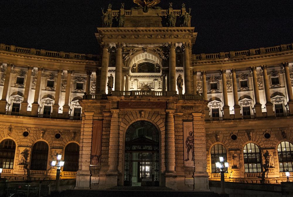 Hofburg Palace exterior