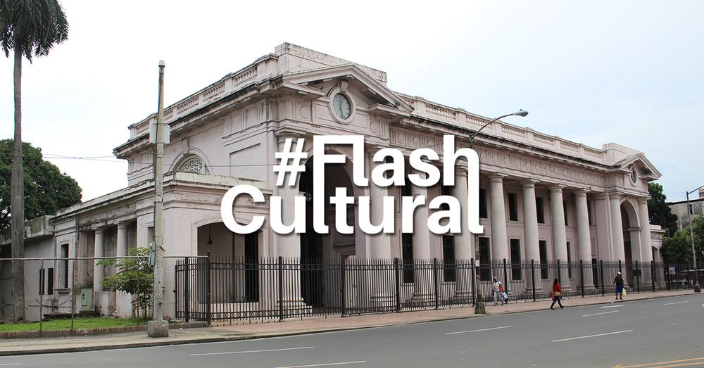 #FlashCultural: Una estación olvidada