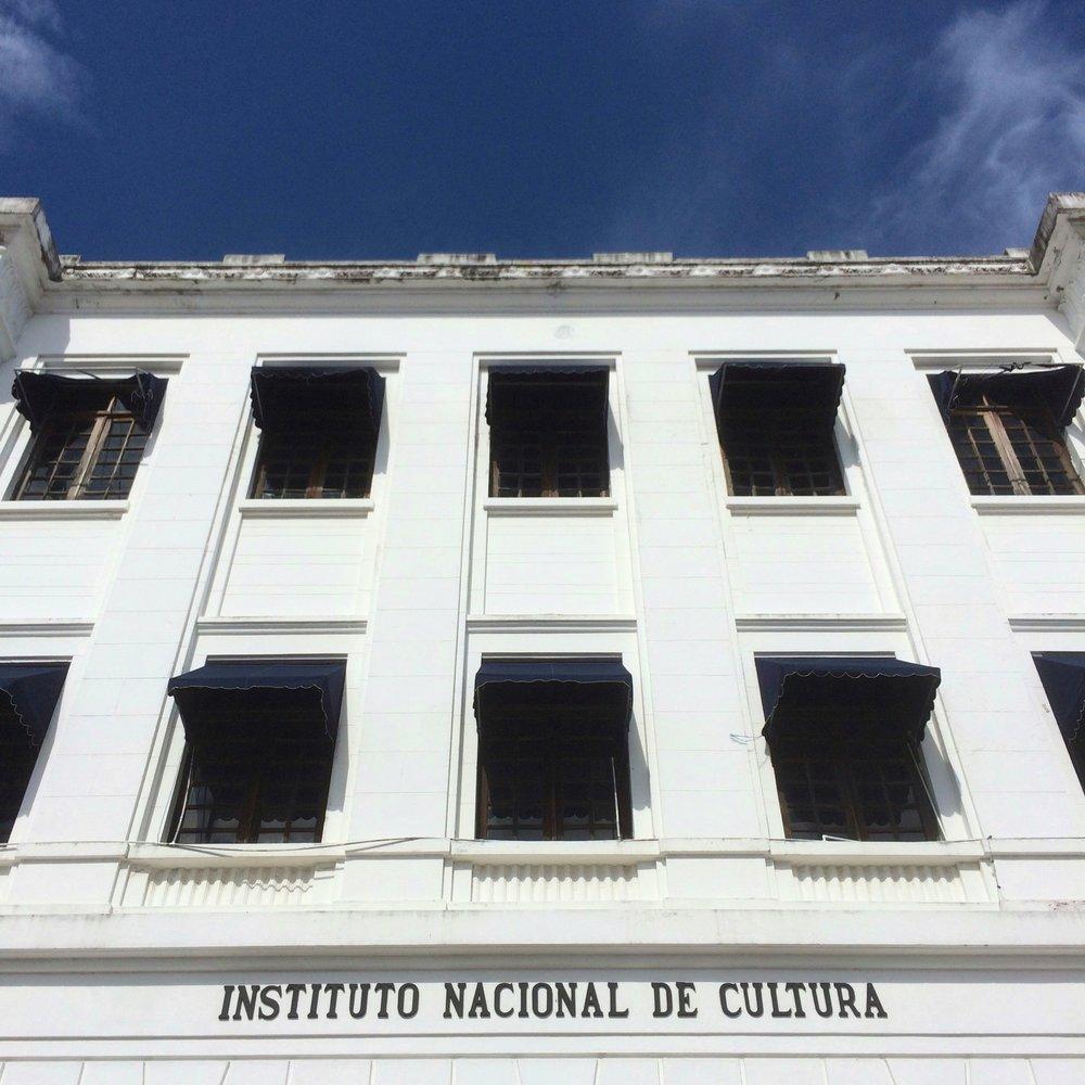 El Instituto Nacional de Cultura es una de las entidades con menor presupuesto. Este año se aprobaron 41 millones de dólares.
