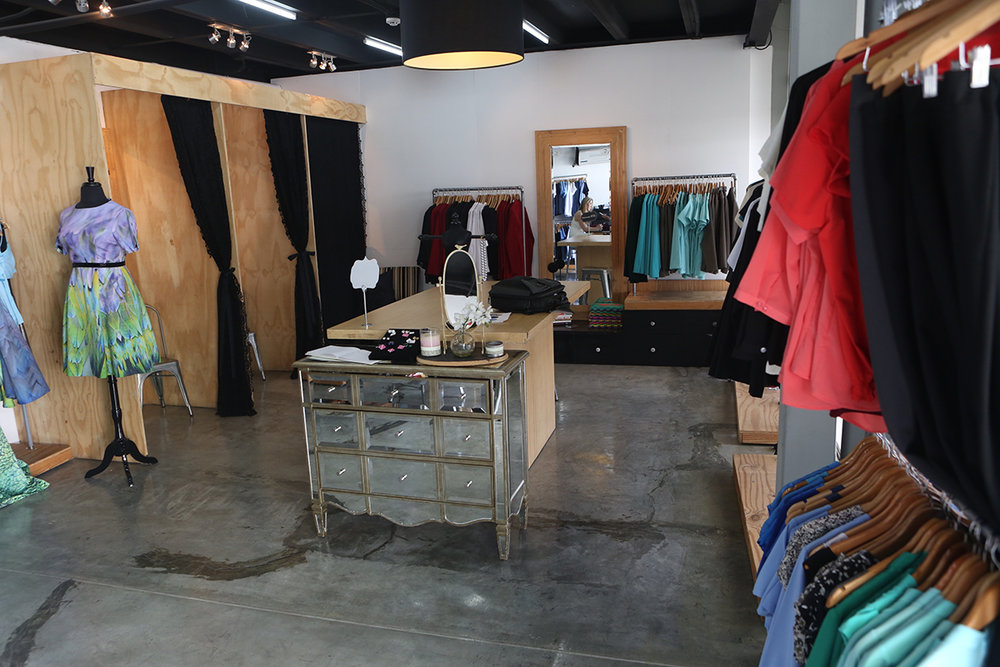 La tienda de Teresita en Panamá.  Oliver Meixner.
