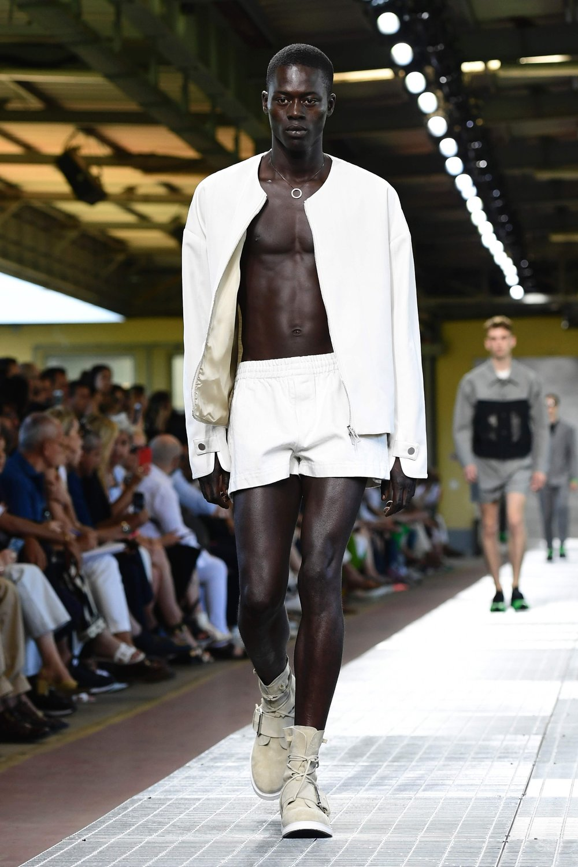 Dirk Bikkembergs shorts.JPG