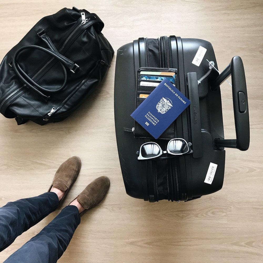 ¡Hasta luego! - La parte más triste del viaje fue empacar mis maletas y despedirme de la ciudad de la eterna primavera.