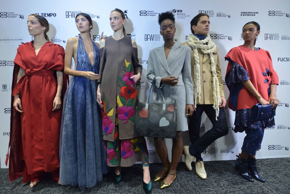 Fotos: Cortesía de Bogotá Fashion Week