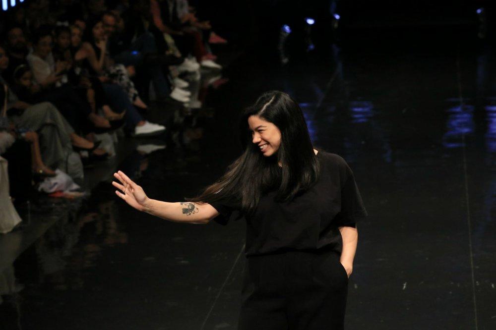 Andrea Sousa Pitti, directora creativa de Sousa Pitti.