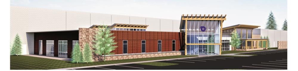 Odom Spokane Warehouse Grand Opening - September 2014
