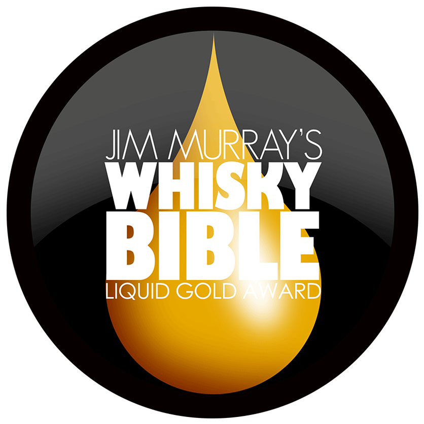 97 POINTS3rd Best Whisky in the World - Jim Murray's Whisky Bible