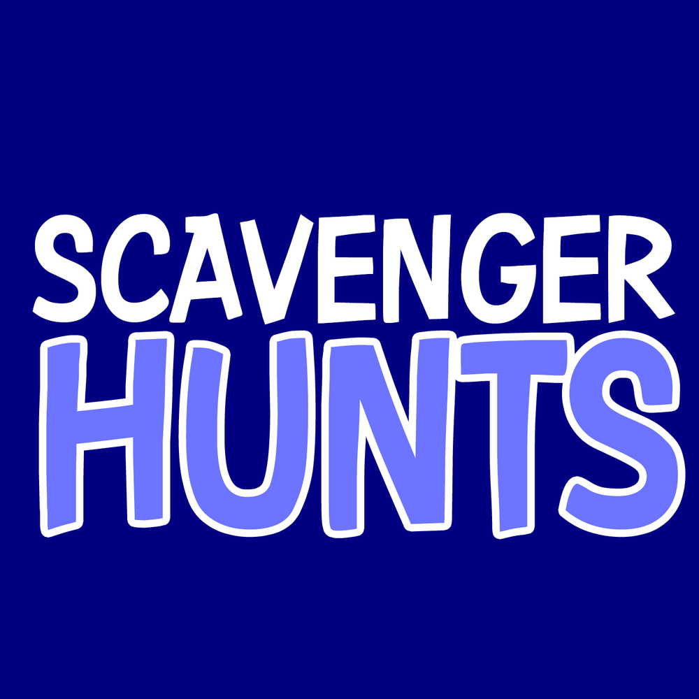 Scavenger Hunt  - Icon - R&D Events