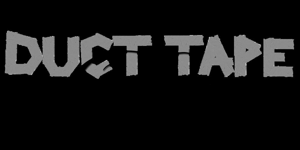 Duct Tape Designer Logo