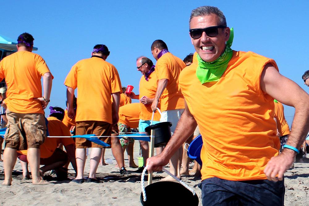 Ultimate Team Challenger - Beach Run