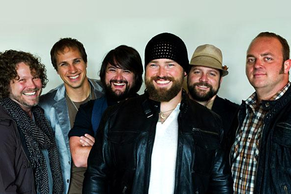 ZAc BRown Band - Logo