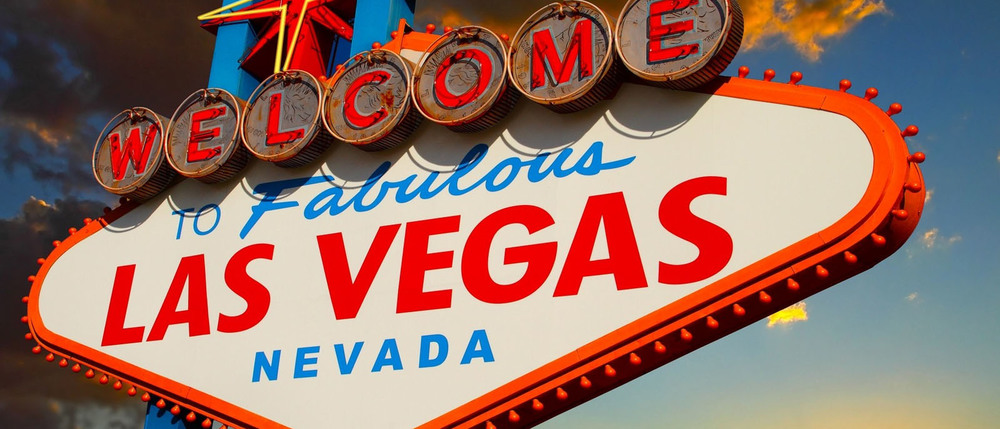 Las Vegas Sign - R&D Events