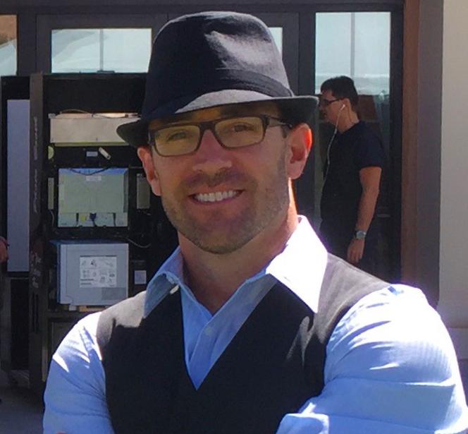 Brian Tranbarger - Director of Fun