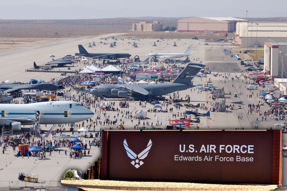 Edwards Airforce Base
