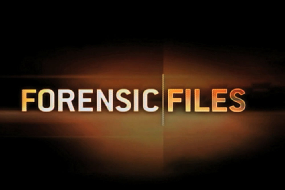 Forensic Files Logo TV Show