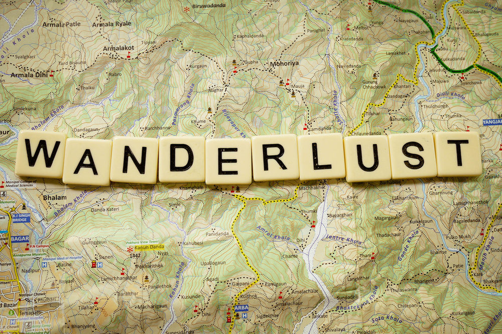 Wanderlust and Travel