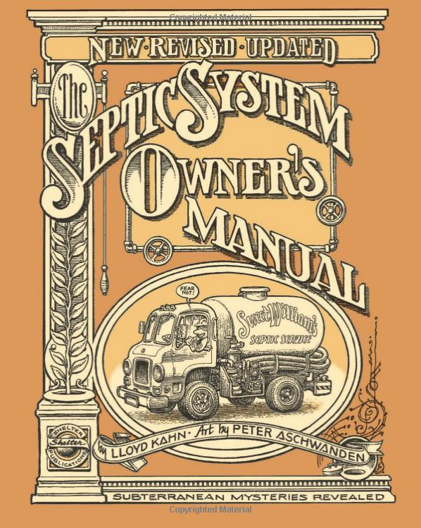 The Septic System Owner's Manual book
