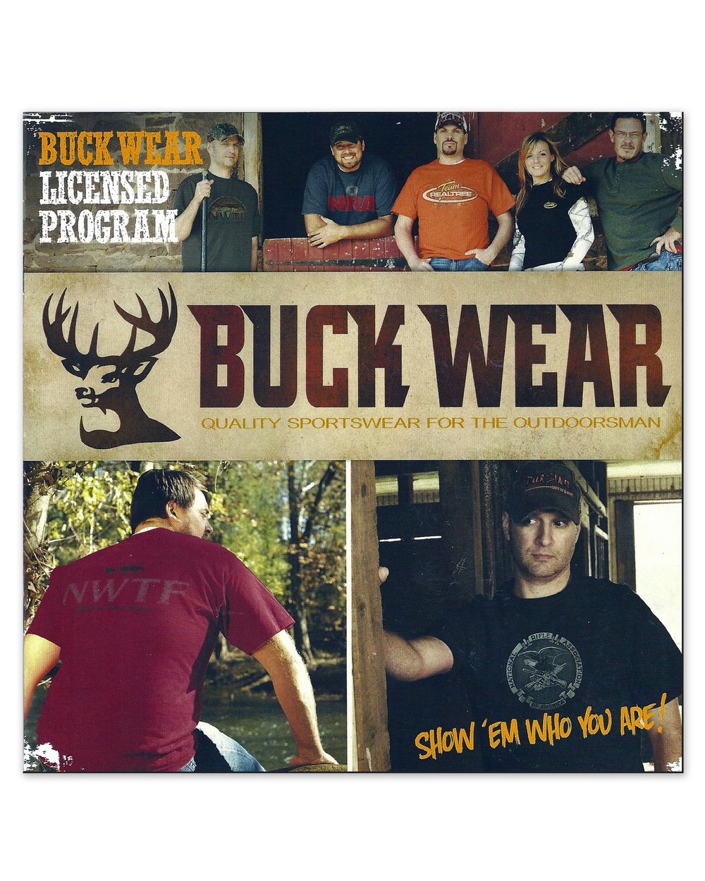 BuckWear Licensed    Program Catalog (2013)