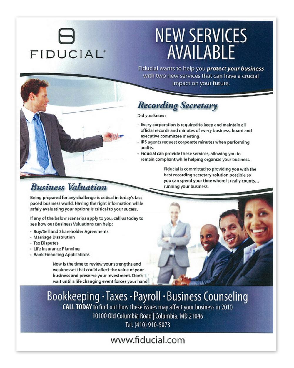 Fiducial Flyer (2010)