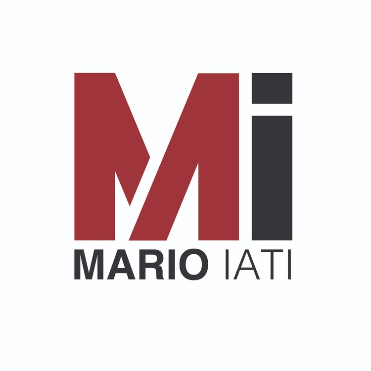 Mario Iati's Graphic Design Portfolio Site