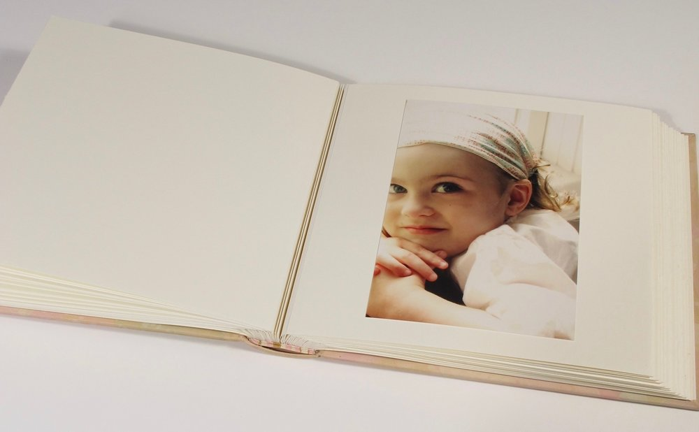 Custom Photo Albums for Babies and Toddlers