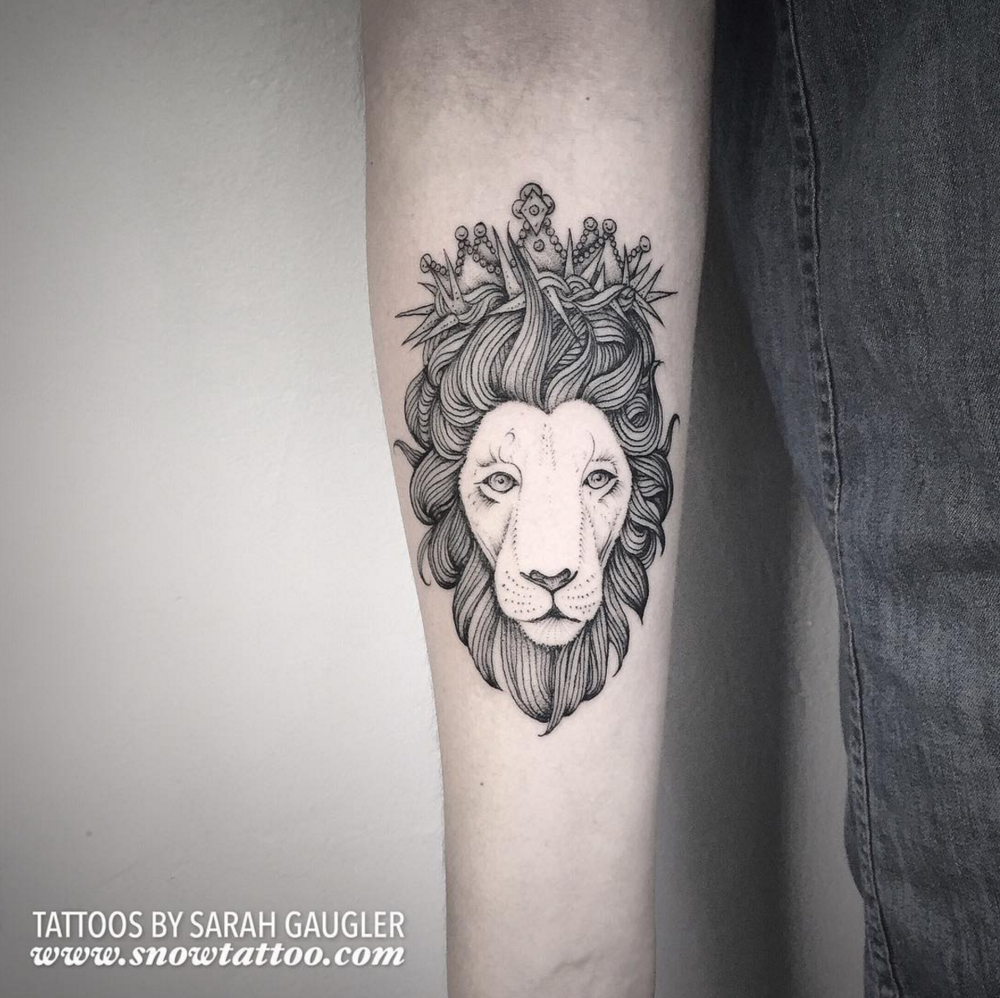 Cusotm+Lion+Fineline+Tattoo+Line+Art+Original+Flash+Tattoo+by+Sarah+Gaugler+at+Snow+Tattoo+New+York+NYC.png