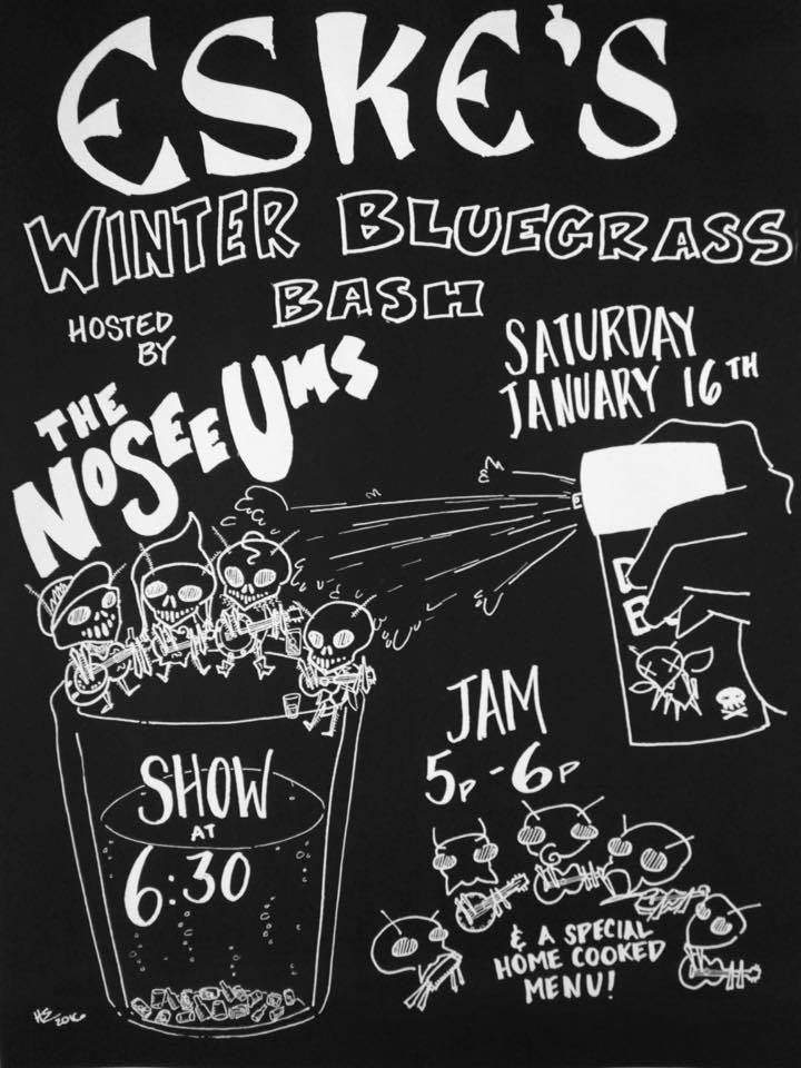 Noseeums Winter Bash