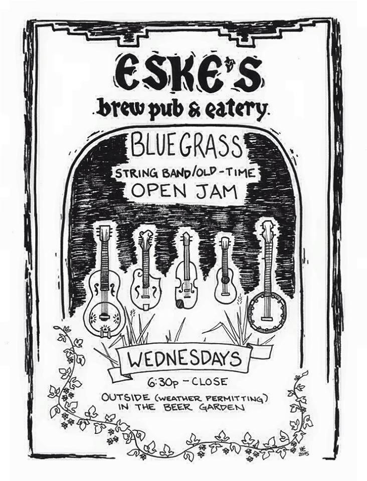 Eske's Bluegrass Jam