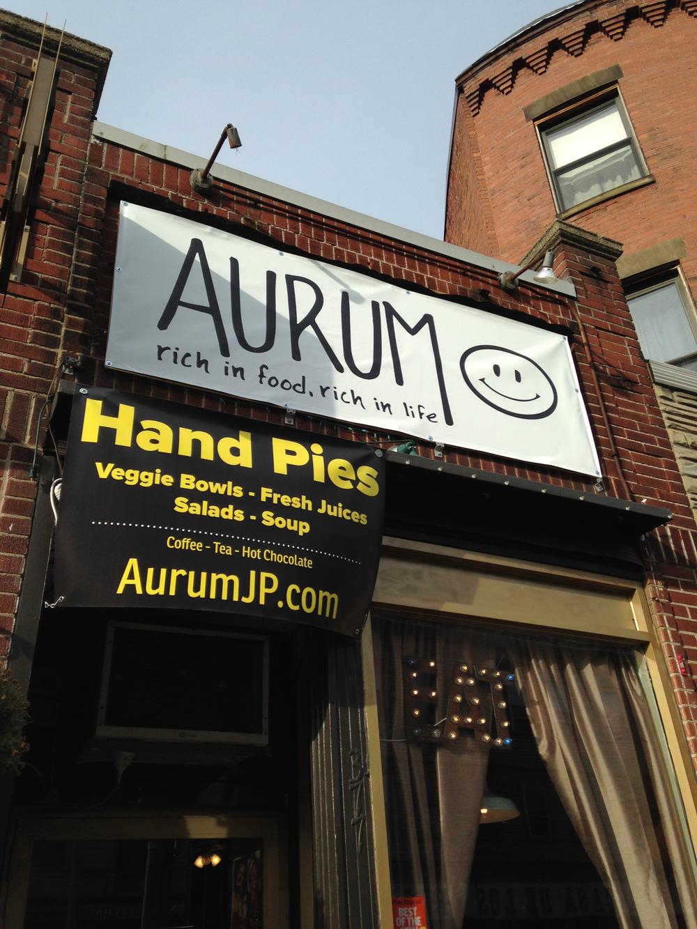 Aurum Resturaunt