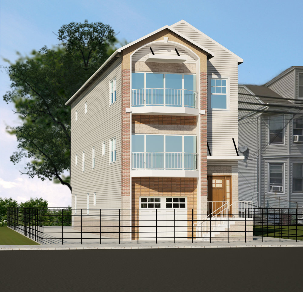 PROPERTY INFORMATION City                                     Newark Neighborhood                   Fairmount   Residence Type                 Stacked duplex Square Feet                       3,679 Lot Size                               25 x 100 Garage                                2 Cars Features                             2nd Fl has 3 BR/2 BA;                                                                                                                                                       G/1st Fl has 4 BR/2.5 BA;