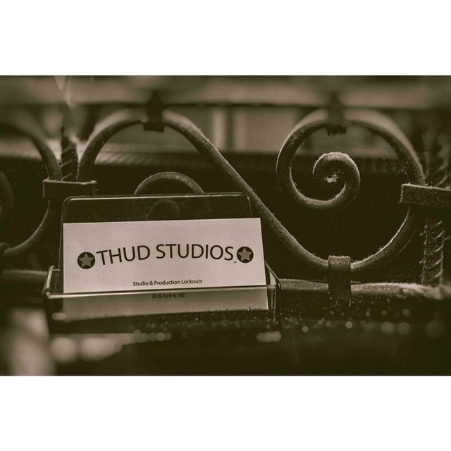#thudstudios #music #studios #shariyantraphotography #photography Photo by Shari Yantra Marcacci 2014