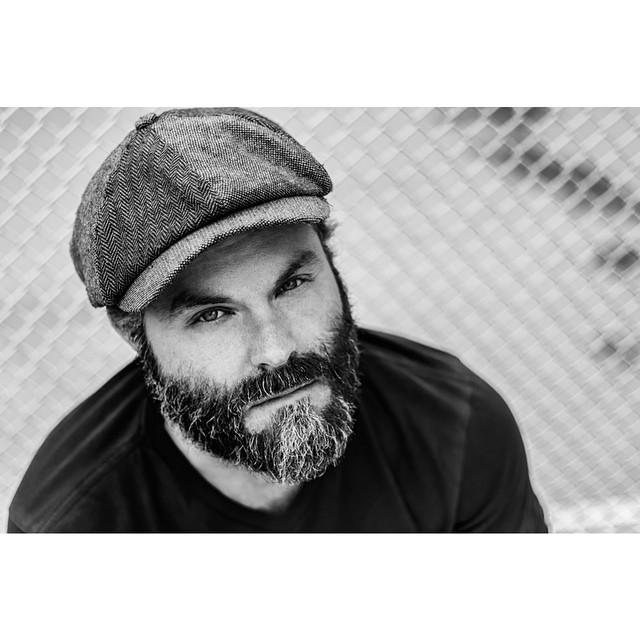 #menwithbeards #beards #portrait #ilovetophotographmen #personalproject #lovebeards #DamianFink #naturallight #blackandwhite #blackandwhitephotography #lariver #allshots_ #2instagoodportraitlove     Photo by Shari Yantra Marcacci