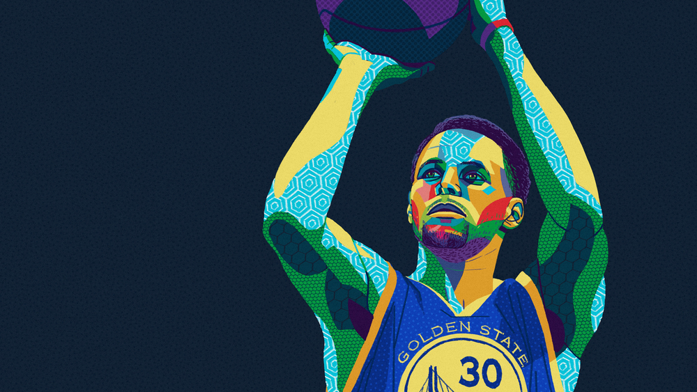 Stephen Curry for   Outsider Artist