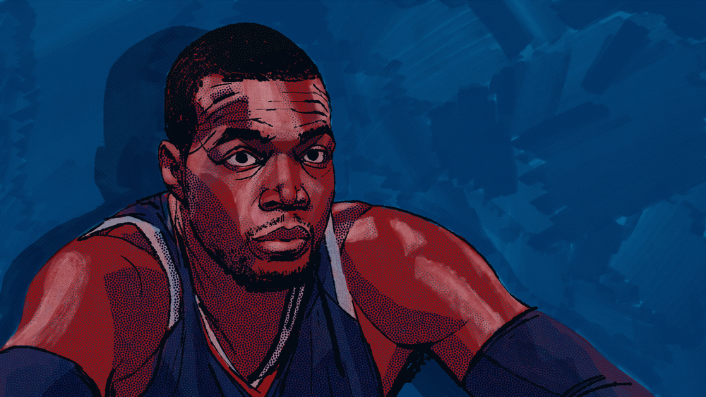 Paul Millsap for   The Quiet Man