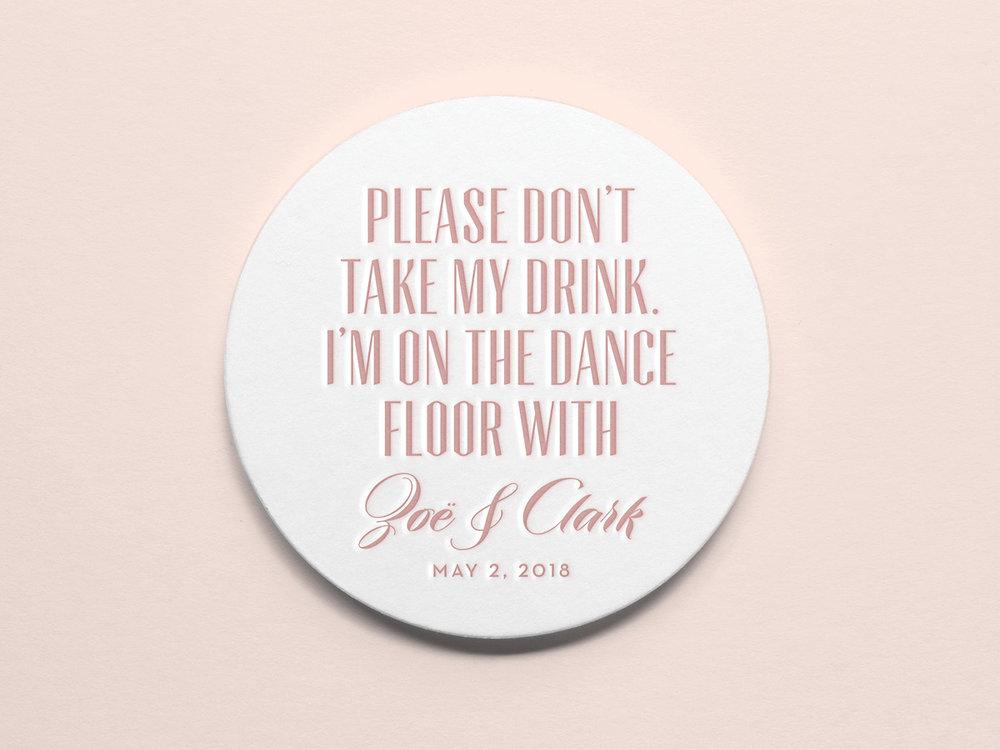 Don't Take My Drink