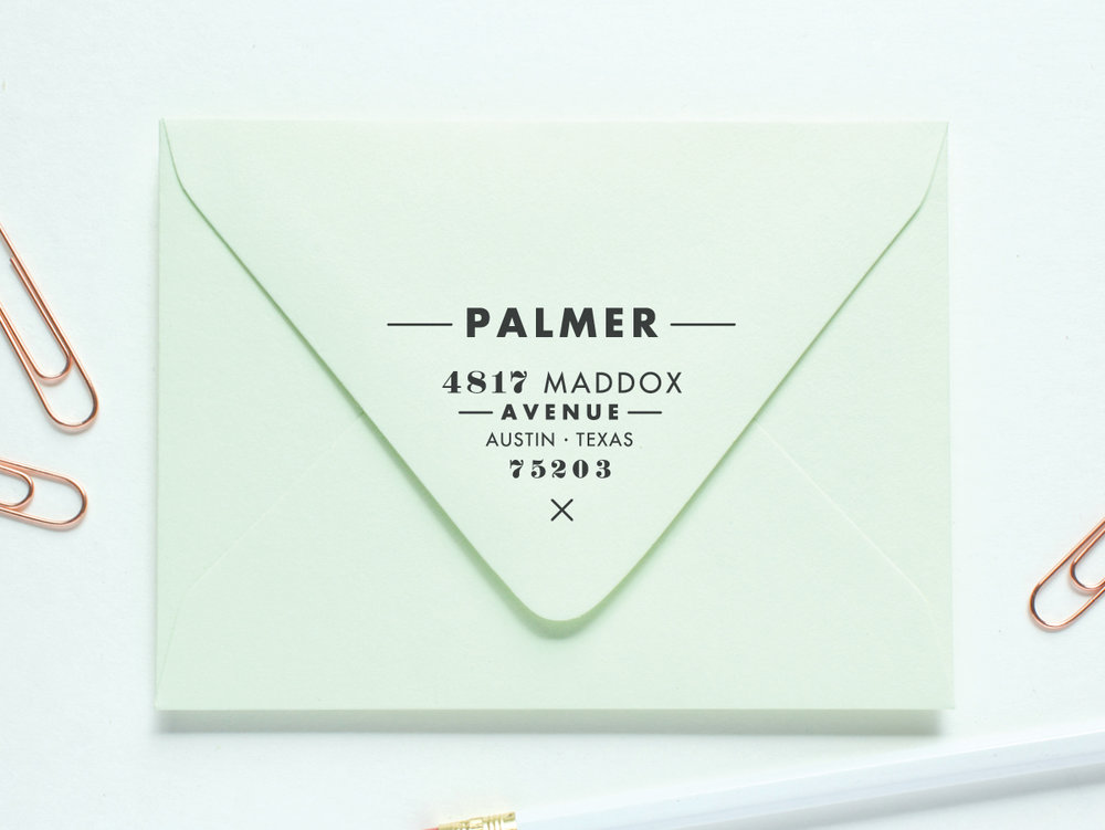 Sophisticated Stamp