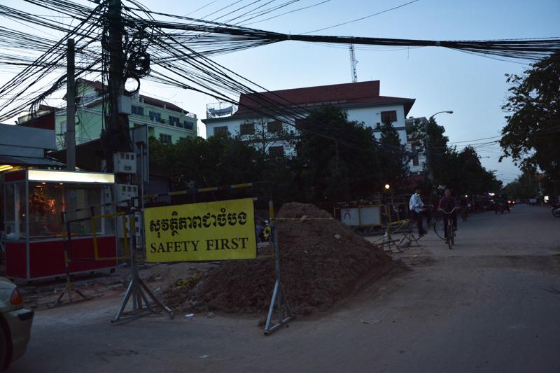 Safety First, Siem Reap