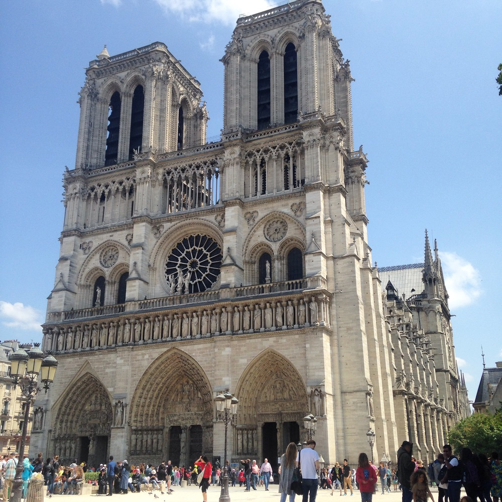 Notre Dame, Our Lady.