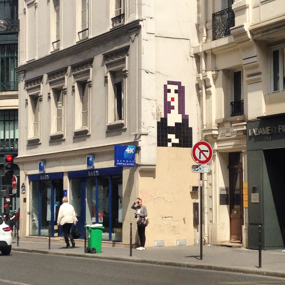 Mona street art