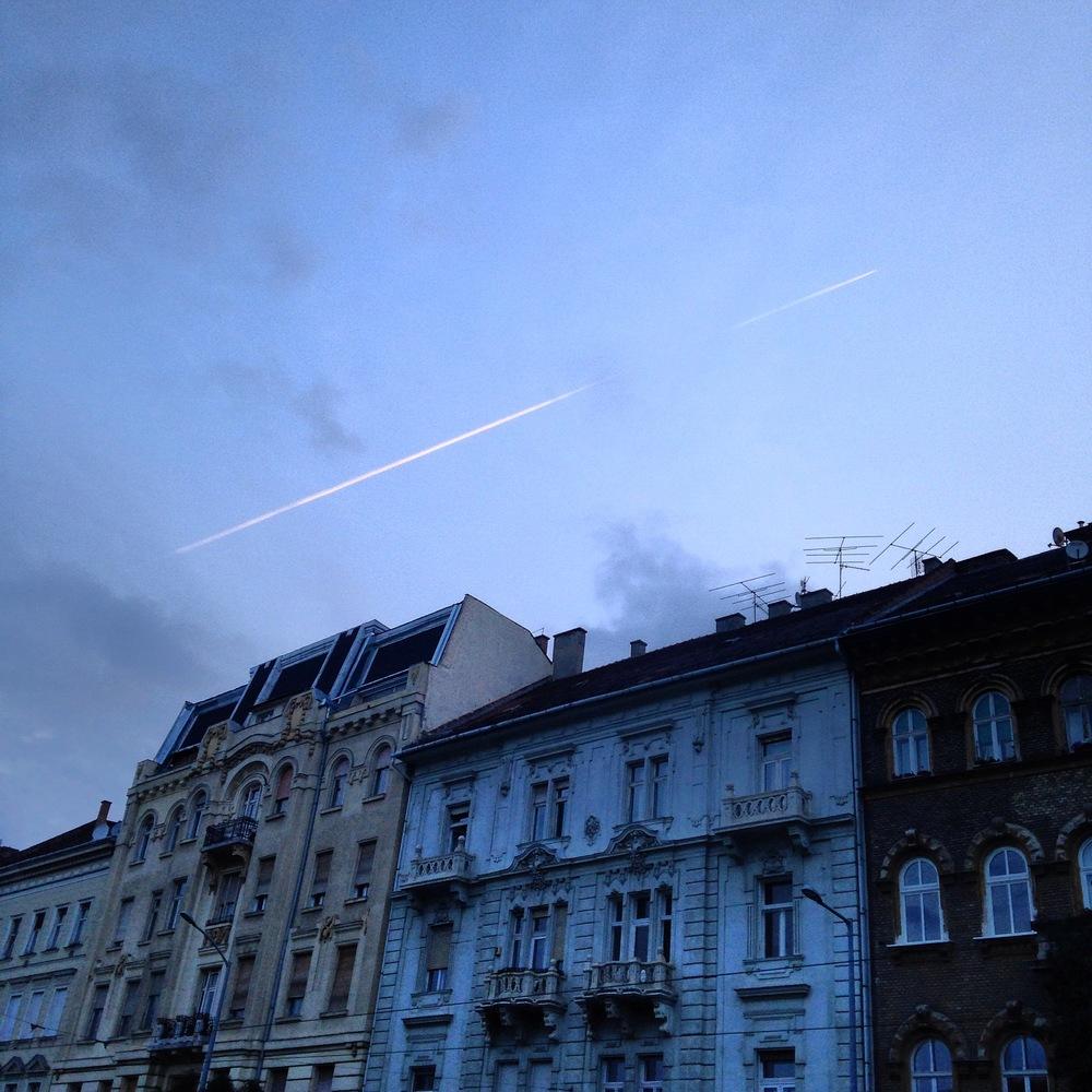Farewell Budapest!