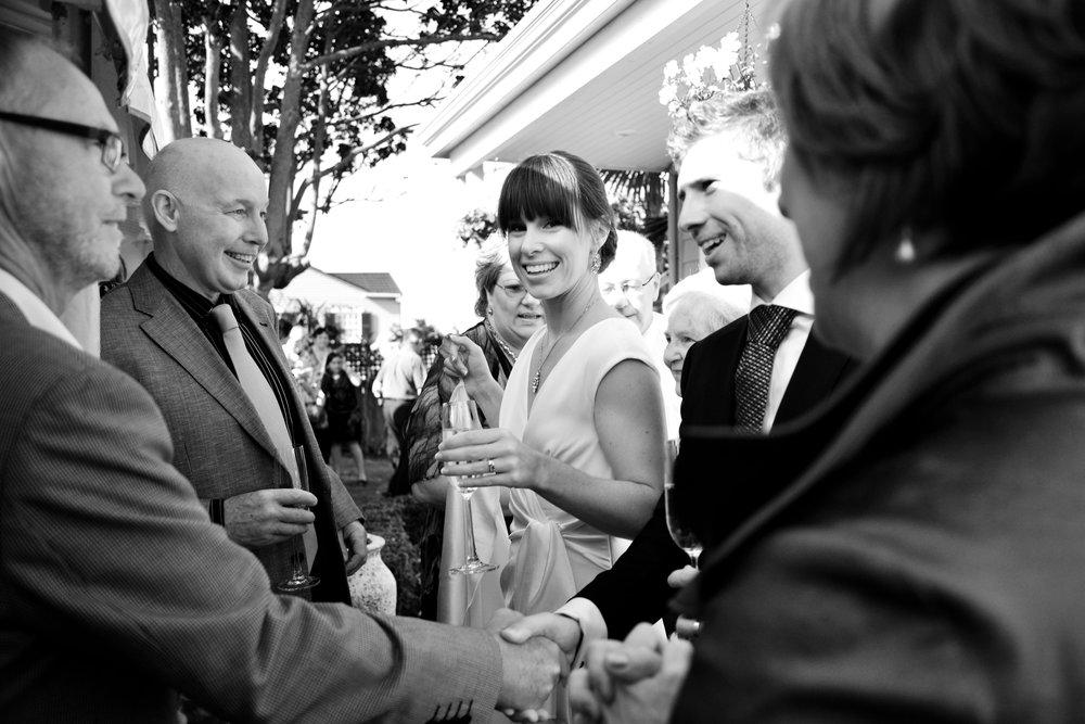 Aidan + Helen, Auckland 2012